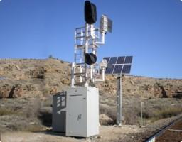 Off-Grid solar powered railway systems