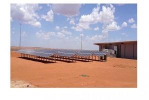 Solar PV-Diesel hybrid power generation systems: