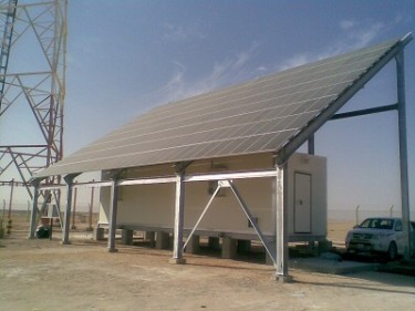 Off-Grid stand-alone solar power systems